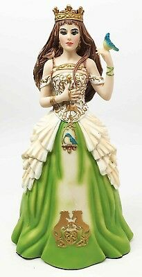 """8"""" Height Celtic Magic Goddess Rhiannon with Sacred Birds Figurine Collectible"""