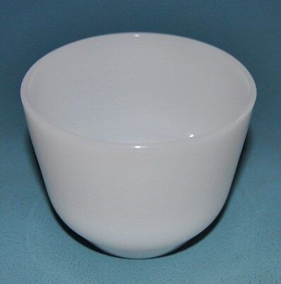 Federal Milk Glass Custard Cup Bowl