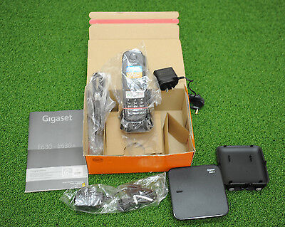 Siemens Gigaset E630A Cordless ECO DECT Phone E630H with Answering Machine