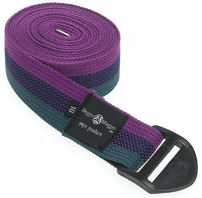 Hugger Mugger Cinch Yoga Strap 10-Foot Multi