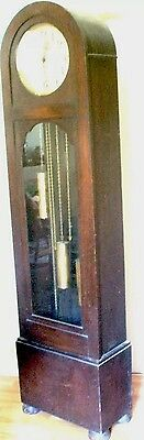 Urgos German Oak 3 Weights Driven 8 Days Westminister Chimes Grandfather Clock