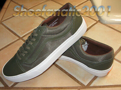 1542e1d9c8a7d5 Vans Sample Old Skool Cup Bomber Green Ivy Syndicate 9 Cupsole Dill AVE