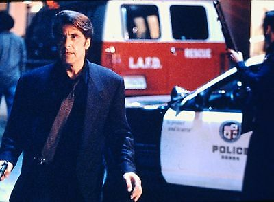 "AL PACINO in ""Heat"" - Original 35mm COLOR Slide - 1995"