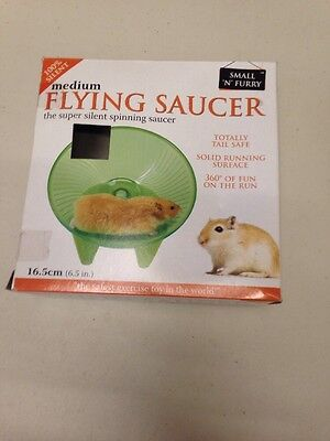 Small N Furry Medium Flying Saucer For Small Animals