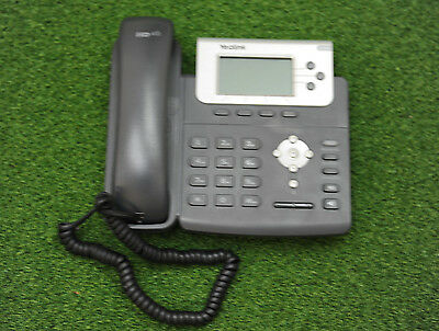 Yealink SIP-T22P IP Phone ( MISSING STAND ) - 1 YEAR WARRANTY/ TAX INVOICE
