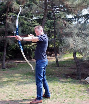 30lbs Archery Takedown Recurve Bow Alloy Riser 70'' Hunting Longbow Right Hand