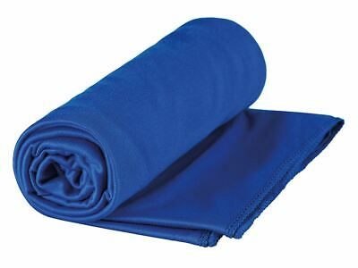 Sea to Summit POCKET TOWEL L, Mikrofaserhandtuch, cobalt-blau