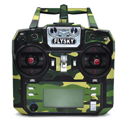 Flysky FS-I6 6CH Transmitter Sticker Waterproof for RC Remote Control Helicopter