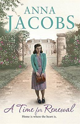 Anna Jacobs __ A Time For Renewal __ Brand New __ Freepost Uk