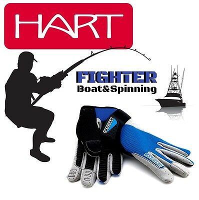 "Hart Hi Performance  Boat & Spinning Gloves ""fighter"""