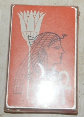 Vintage Hamilton EGYPTIAN Playing Cards NEW SEALED