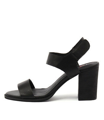 New I Love Billy Dezzy Black Womens Shoes Casual Sandals Heeled