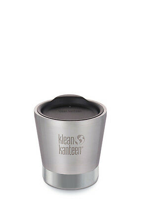 Klean Kanteen 8oz  Vacuum Insulated Tumbler Brushed Stainless