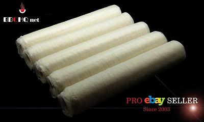 Butcher Collagen Sausage Casings - (4) x 30 mm Get - Access Up to Seven E-Books