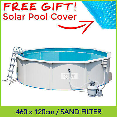Bestway Lay Z Spa HAWAII HydroJet Pro, Inflatable Portable Outdoor Spa Hot Tub