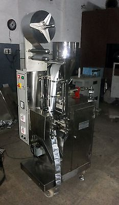 Food Paste Pouch Filling & Sealing Machine.