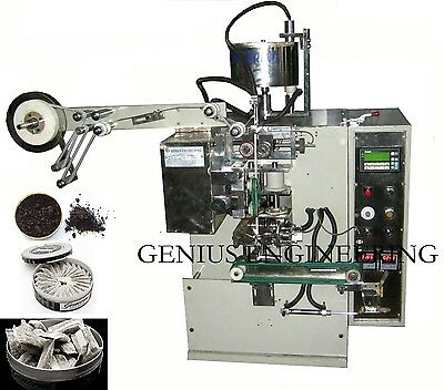 Non Woven Filter Tobacco sachets filling & sealing machine