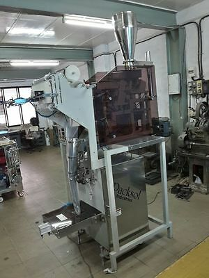 LInear weighing & packaging machine for granules