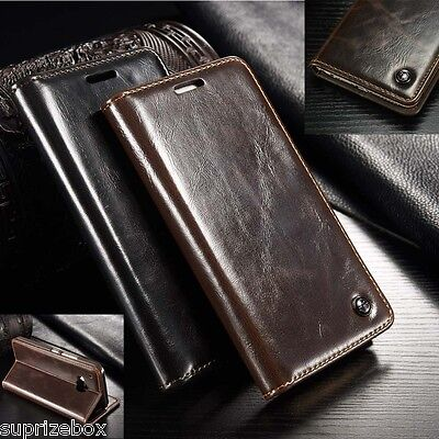 Genuine real Leather Wallet stand case cover for Huawei P20 PRO P10 Mate 20 Pro