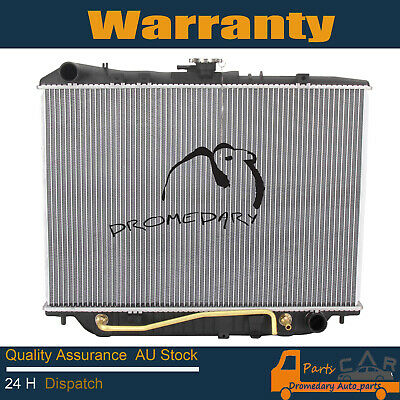 RADIATOR FOR Holden Rodeo TF 3.2L V6 Inlet/Outlet 38mm '97-'03 AT/MT