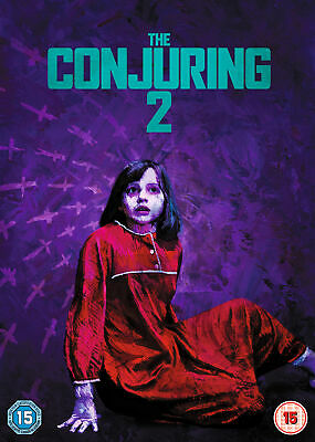 The Conjuring 2 [Includes Digital Download] [2016] (DVD)