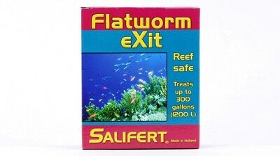 Salifert Flatworm Exit - FAST FREE USA SHIPPING - BULK DISCOUNTS AVAILABLE
