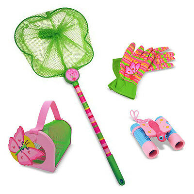 Butterfly Catching Kit for Girls by Melissa and Doug