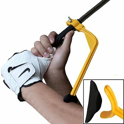 Durable Golf Beginer Swing Trainer Angle Upgrade Training aid Correct Gesture