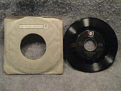 """45 RPM 7"""" Record Jim Croce Ill Have To Say I Love You In A Song 1973 ABC 11424"""