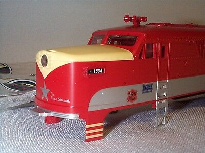 Lionel American Flyer 6-48163 48163 Texas Special 153A PA Power A-Unit Shell NOS