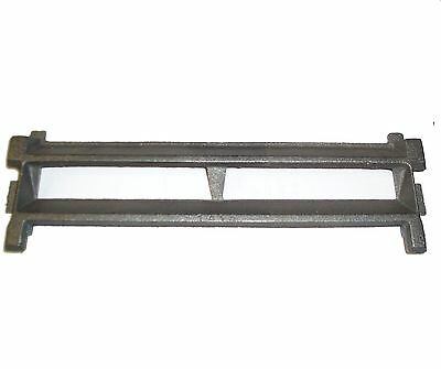 Front Fire Bar/log Retainer For The Morso Squirrel (1410/1430)