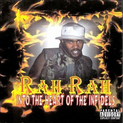 Into the Heart of the Infidels by Rah Rah (CD, May-1999, 404 Music Group)