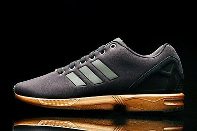 Adidas Zx Flux Core Black Copper S78977 Pick Your Size 4 - 10 Rose Gold Metallic