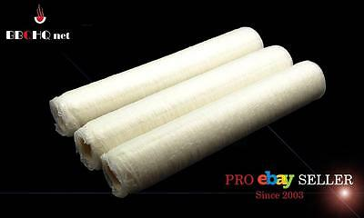 Butcher Collagen Sausage Casings - 3 x 30 mm Quality - Get Access to 7 E-books