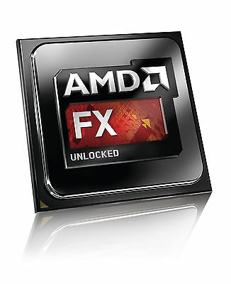 AMD FX Series 8370E | 8x 4.30GHz Turbo | AM3+ | 95W | Tray