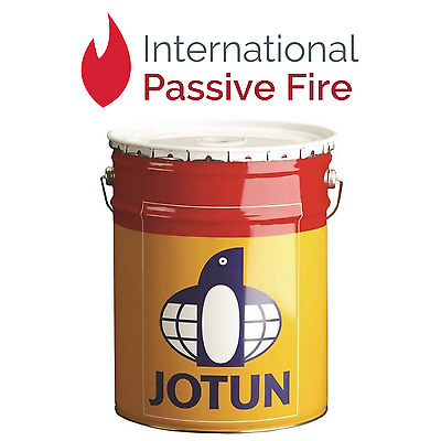 Jotun Waterbased Intumescent Fire Proof Paint - 5Ltrs Tin