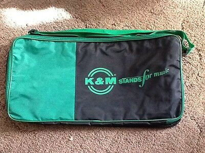 K & M Carrying Bag for Music Stands/Instruments Price Reduced