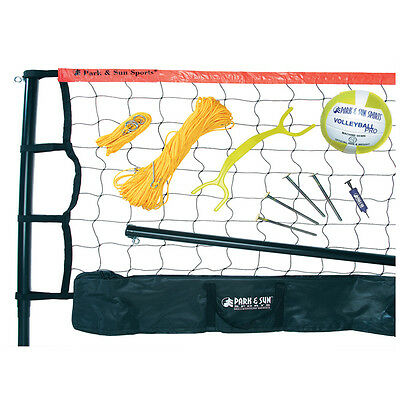 Park & Sun Spectrum 179 Volleyball Net System Set / TP-179