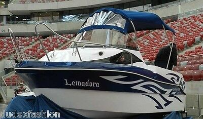 2016 Cabin Deck Fishing Boat 5 Meters 17ft New High Speed Quality Motor Yacht