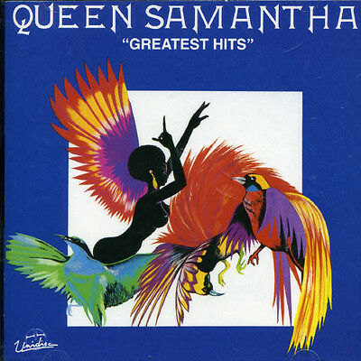 Greatest Hits (The Letter) - Queen Samantha (2004, CD NUOVO)