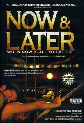 Now & Later (2011, DVD NUEVO) (REGION 1)