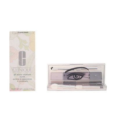 Maquillaje Clinique mujer ALL ABOUT SHADOW quad #10-going steady 4.8 gr