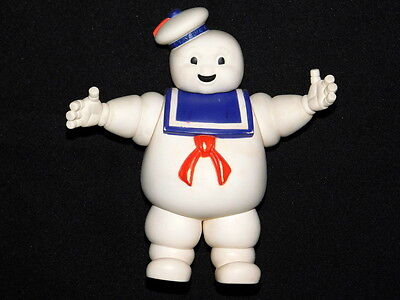 Vintage LJN The Real Ghostbusters Stay Puft Marshmallow Man Figure Toy
