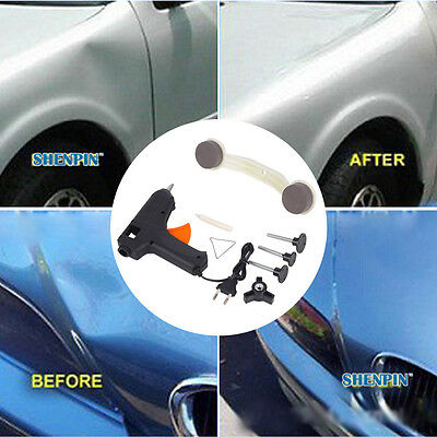 Car Vehicle Paintless ABS Plastic Dent Repair Remover Tool Paint Care Cleaner
