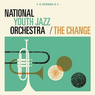 Change - National Youth Jazz Orchestra (2012, CD NUOVO)