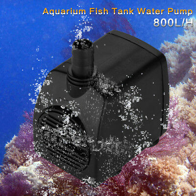 New Small Submersible Eco Aquarium Fountain Fish Tank Water Feature Pump 300LPH