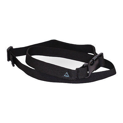 Psychi Replacement Chalk Bag Adjustable Waist Belt Strap with Clip Buckle