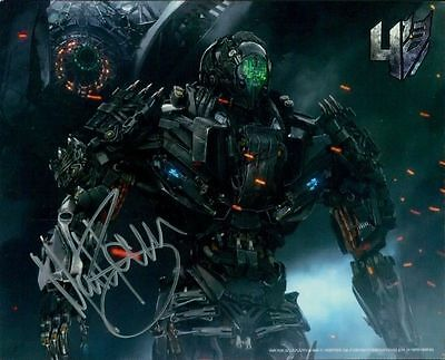 Mark Ryan In Person Signed Photo - A786 - Transformers: Age of Extinction