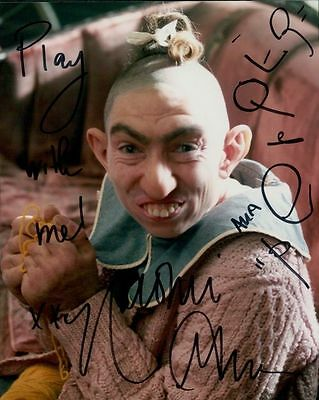 Naomi Grossman In Person Signed Photo - A805 - American Horror Story