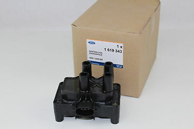 "Original Ignition Coil Ford Focus/fiesta/c - Max/ka/fusion/mondeo ""1619343"""